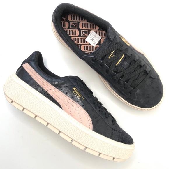 puma sneakers trace